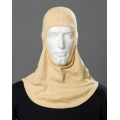 Fire Hood with notched shoulder